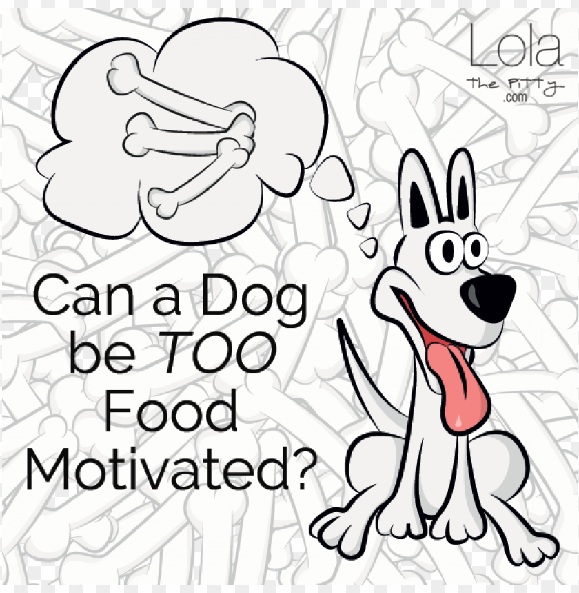 free PNG can a dog be too food motivated - do PNG image with transparent background PNG images transparent