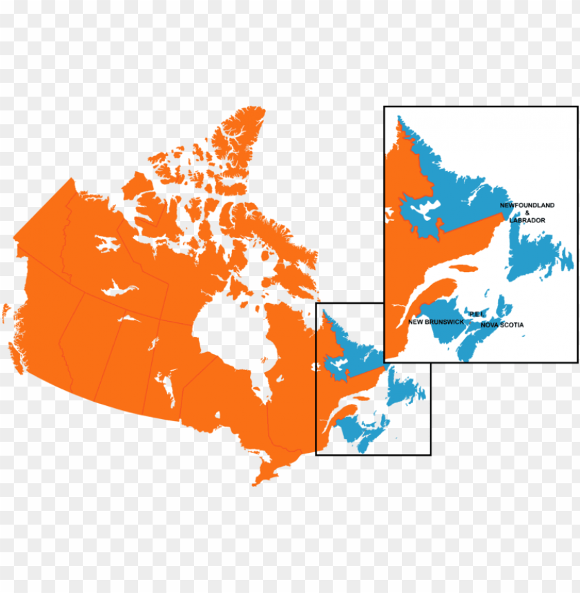canada map high resolutio PNG image with transparent background@toppng.com