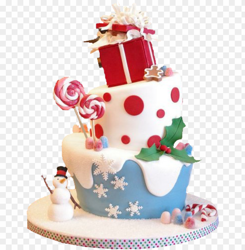 Awesome Candy Christmas Cake Transparent Image Christmas Eve Birthday Personalised Birthday Cards Veneteletsinfo
