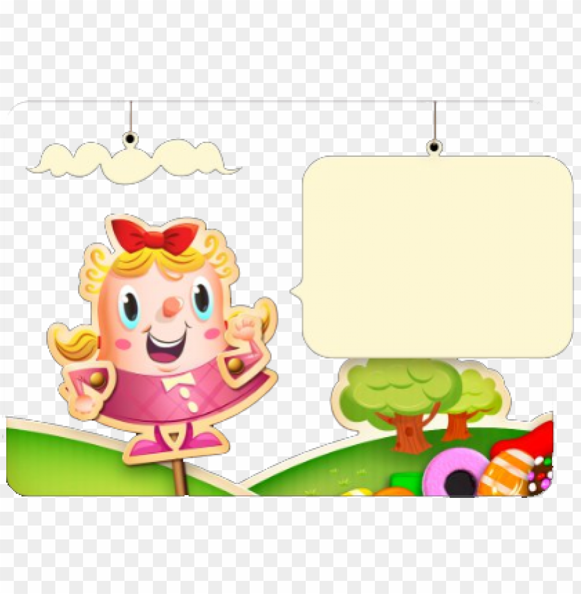 free PNG candy crush saga frame - candy crush frame PNG image with transparent background PNG images transparent