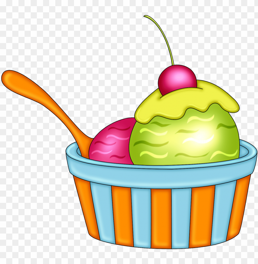 free PNG candy - treats - illustrations - desserts - *✿**✿*uyque - coupe de glace PNG image with transparent background PNG images transparent