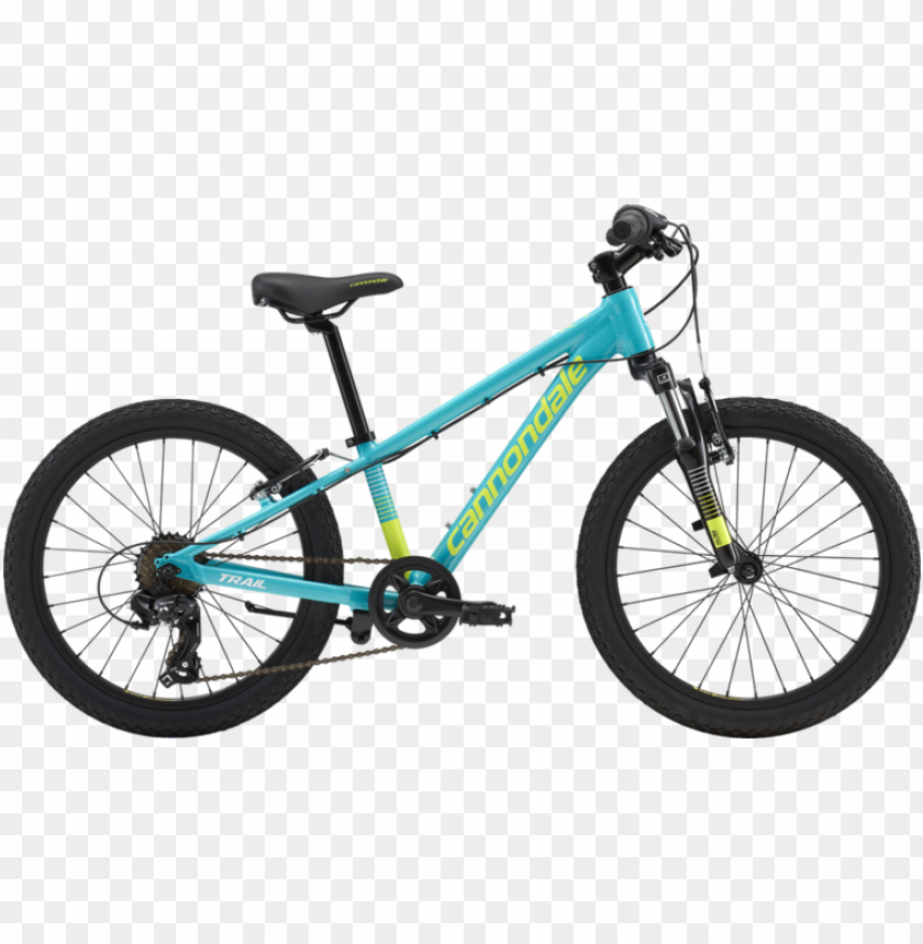 free PNG cannondale 20 kids trail girls - bici cannondale trail 20 girls PNG image with transparent background PNG images transparent
