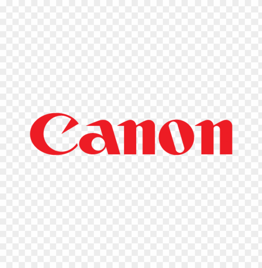 free PNG canon logo vector PNG images transparent
