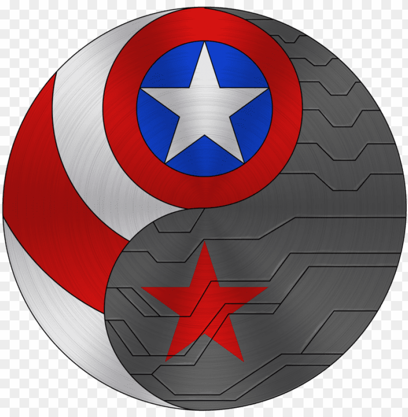 free PNG captain america winter soldier logo png - captain america the winter soldier shield toys PNG image with transparent background PNG images transparent