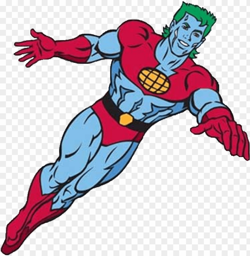 free PNG captain planet - captain planet PNG image with transparent background PNG images transparent