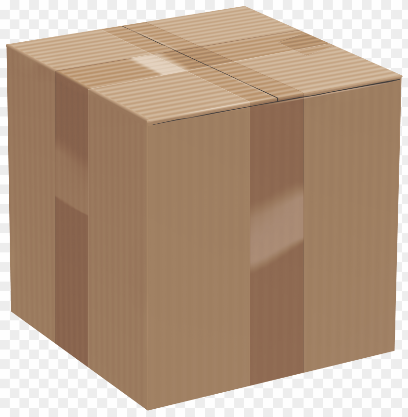 free PNG Download cardboard box clipart png photo   PNG images transparent