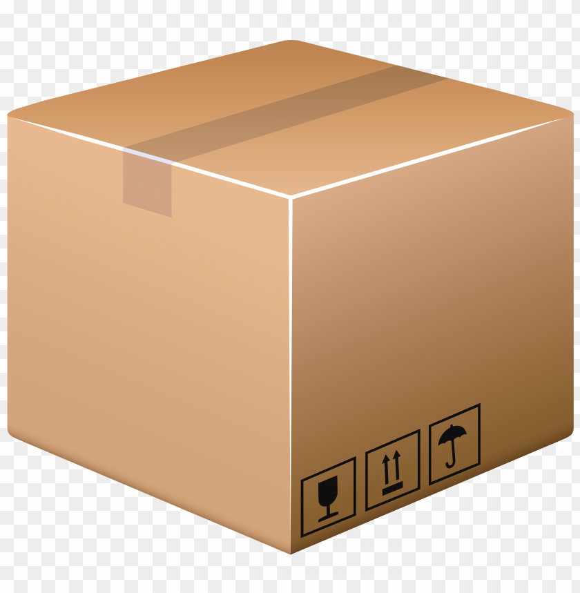 free PNG Download cardboard box  image clipart png photo   PNG images transparent