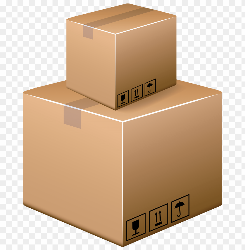 free PNG Download cardboard boxes clipart png photo   PNG images transparent