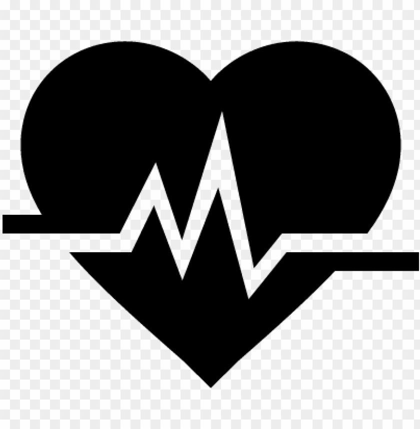 free PNG cardiogram and heart vector - heart rate vector PNG image with transparent background PNG images transparent