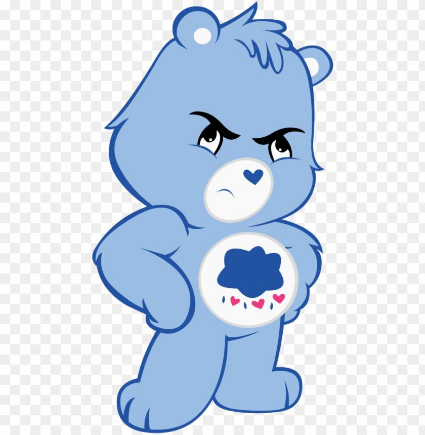 free PNG care bear clip art with photos medium size - care bears adventures in care a lot grumpy PNG image with transparent background PNG images transparent