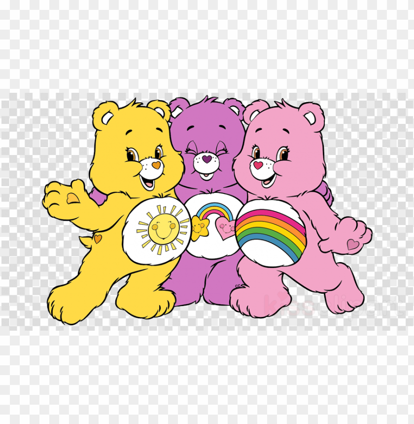 free PNG care bears png clipart care bears clip art - care bear clipart PNG image with transparent background PNG images transparent