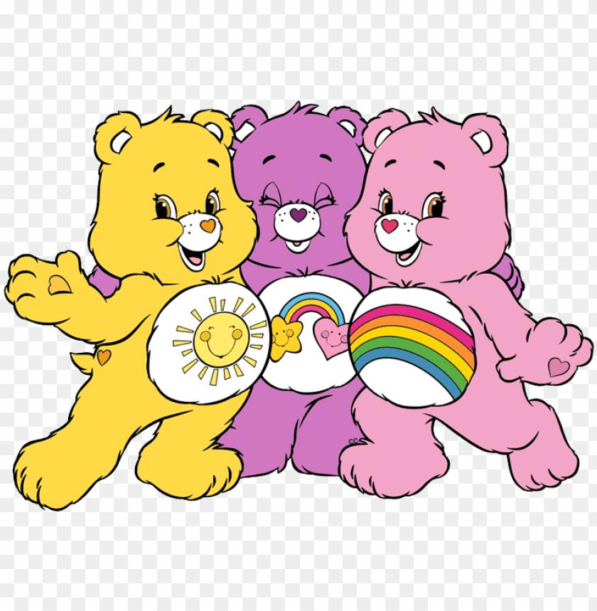 Картинки разноцветные мишки