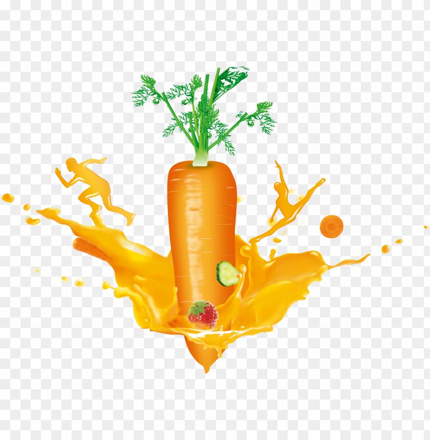 free PNG carrot juice vegetable - carrots juice splash PNG image with transparent background PNG images transparent