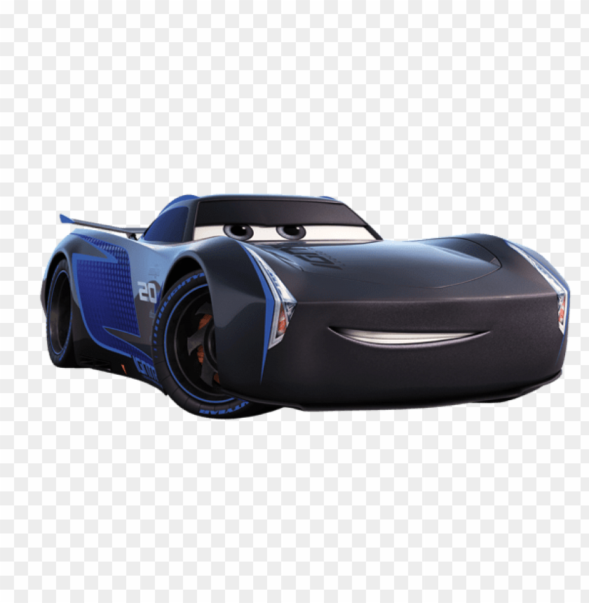 free PNG Download cars 3 jаckson storm transparent clipart png photo   PNG images transparent