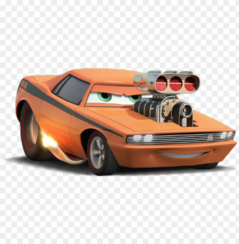 Cars Characters Pictures Png Download Cars Movie Muscle Car Png