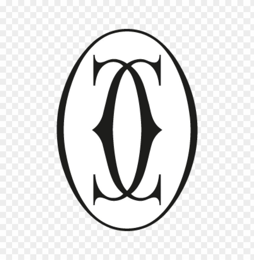 free PNG cartier (.eps) vector logo PNG images transparent