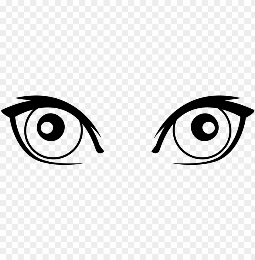 free PNG cartoon eyes PNG image with transparent background PNG images transparent