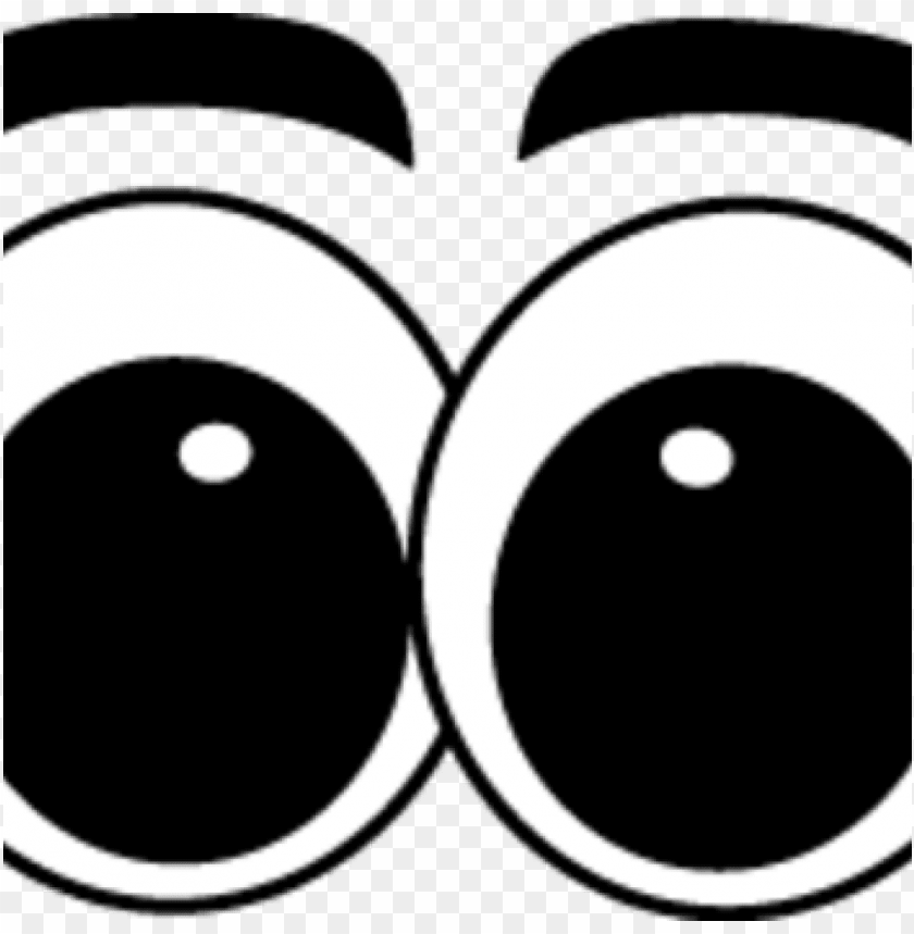 free PNG cartoon eyes clipart big cartoon eyes cartoon big eye PNG image with transparent background PNG images transparent