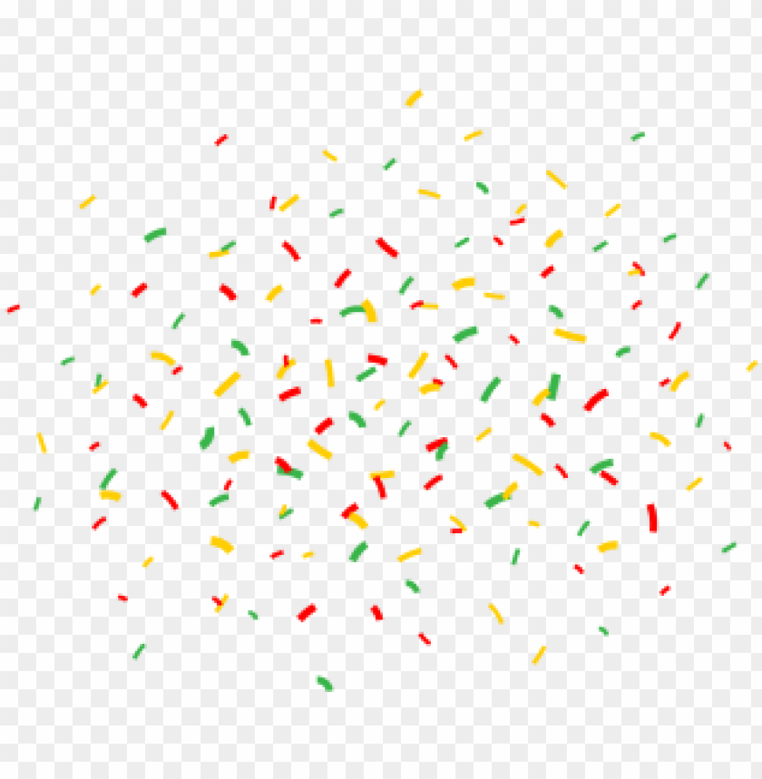 free PNG cartoon happy birthday confetti - birthday confetti PNG image with transparent background PNG images transparent