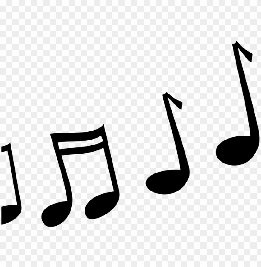 Cartoon Music Notes Images Melody Music Notes Free Cartoon Music Notes Png Image With Transparent Background Toppng