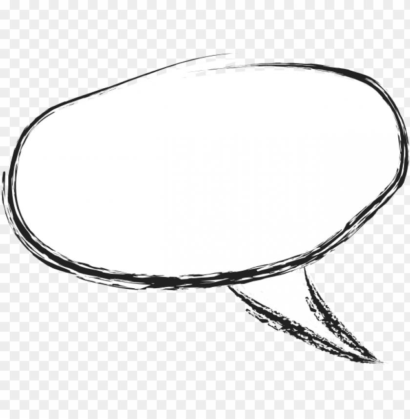 free PNG cartoon speech & thought bubble - cute speech bubble transparent PNG image with transparent background PNG images transparent