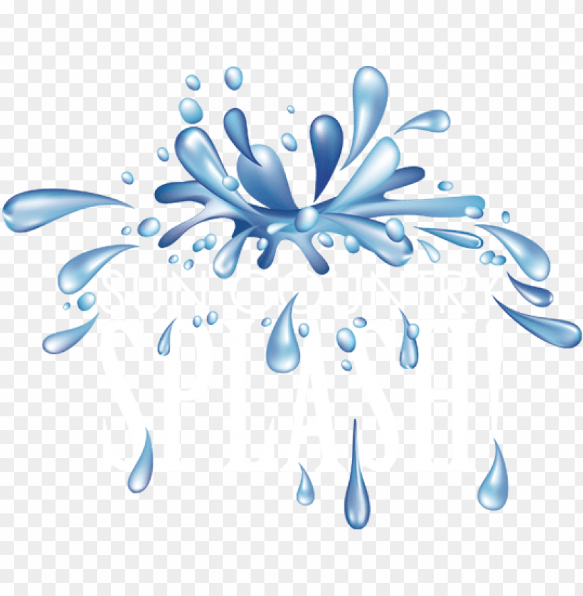 free PNG cartoon water splash png - water droplets clip art PNG image with transparent background PNG images transparent