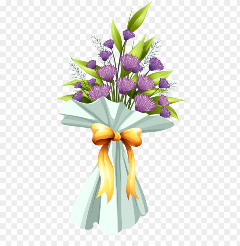 free PNG casamento flower bouquet png, purple flowers, exotic - purple wedding flower PNG image with transparent background PNG images transparent