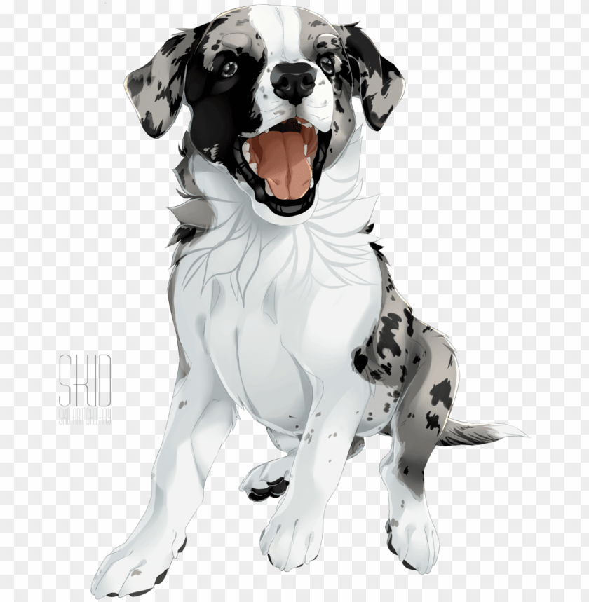 free PNG cat drawing, dog drawings, animal drawings, animal - dog yawns PNG image with transparent background PNG images transparent