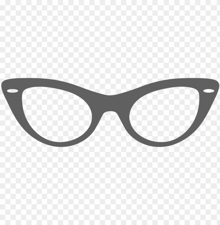free PNG cat eye glasses clipart 7 clip art - glasses clipart PNG image with transparent background PNG images transparent