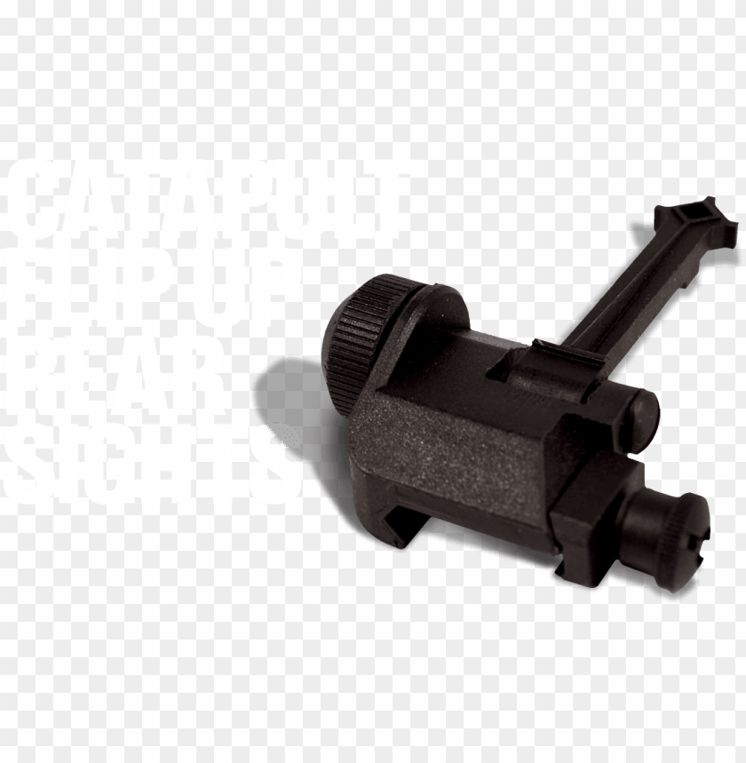 free PNG catapult flip up sight - tool PNG image with transparent background PNG images transparent