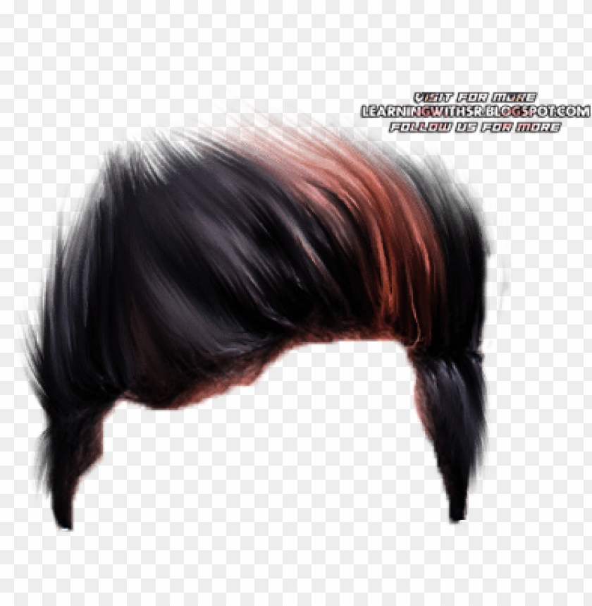 free PNG cb hair png for picsart - picsart hair PNG image with transparent background PNG images transparent