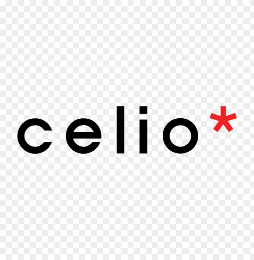 free PNG celio logo vector PNG images transparent