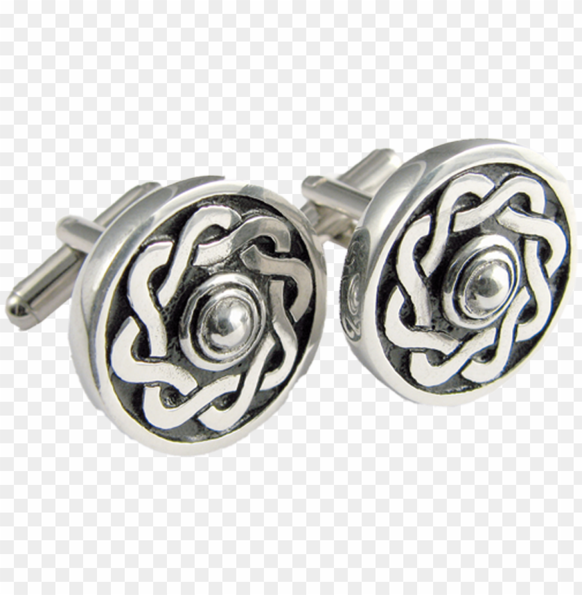 free PNG celtic shield cufflinks PNG image with transparent background PNG images transparent