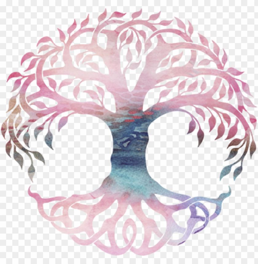 free PNG celtic tree decal - draw a tree of life PNG image with transparent background PNG images transparent