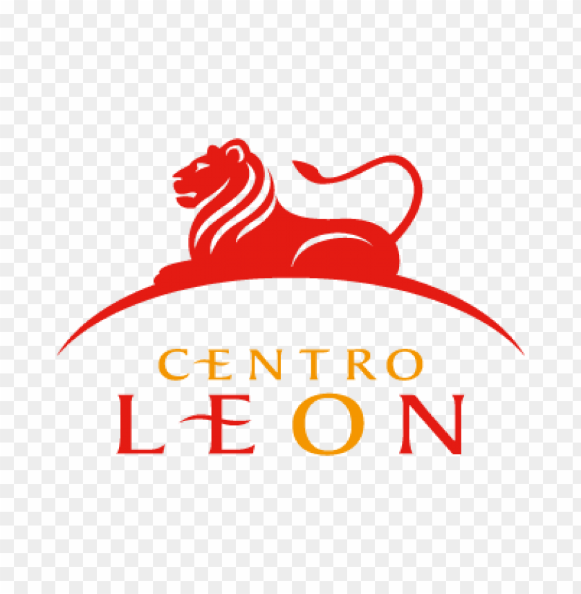 free PNG centro leon vector logo PNG images transparent