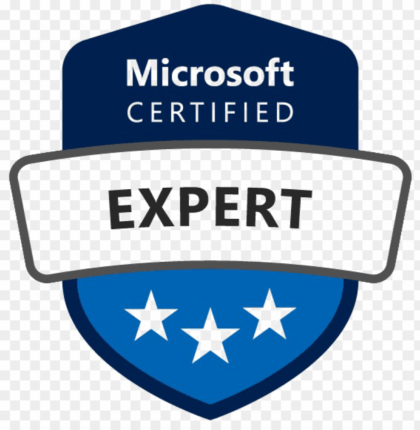 free PNG certified png transparent image - microsoft certified azure solutions architect expert PNG image with transparent background PNG images transparent