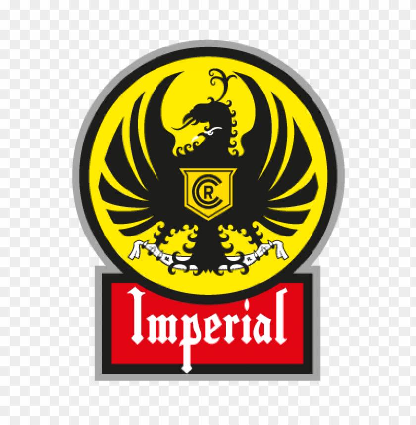 free PNG cerveza imperial (.eps) vector logo PNG images transparent