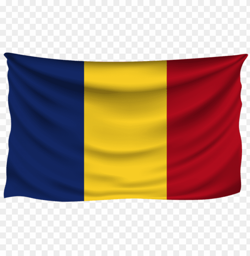 free PNG Download chad wrinkled flag clipart png photo   PNG images transparent