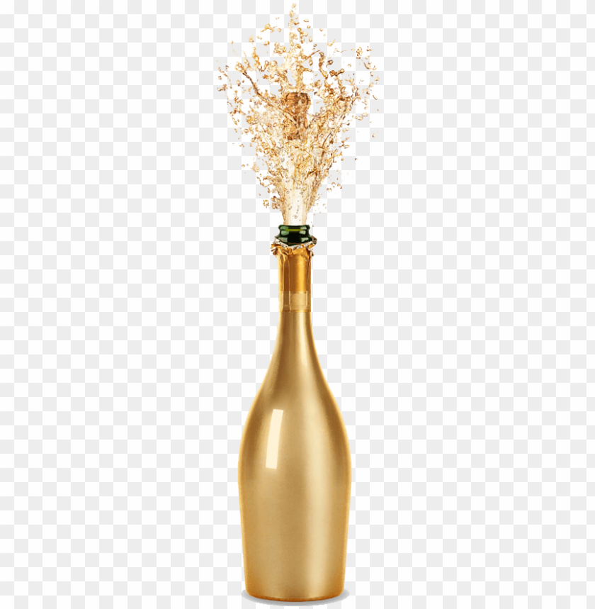 free PNG champagne bottle png image transparent - champagne bottle splash PNG image with transparent background PNG images transparent