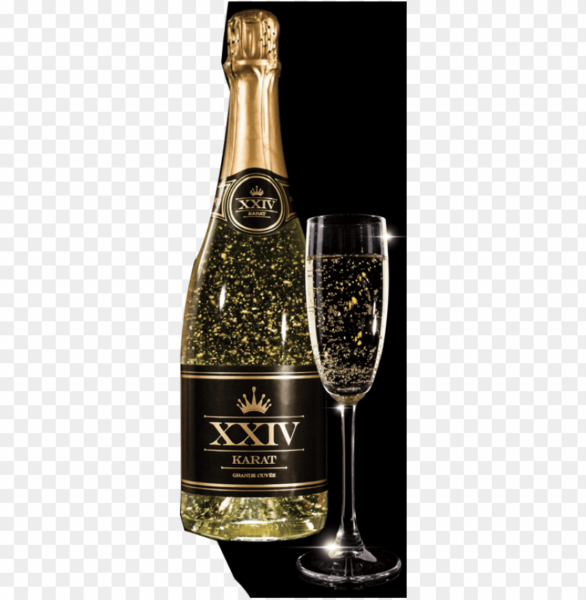 free PNG champagne with gold flakes PNG image with transparent background PNG images transparent