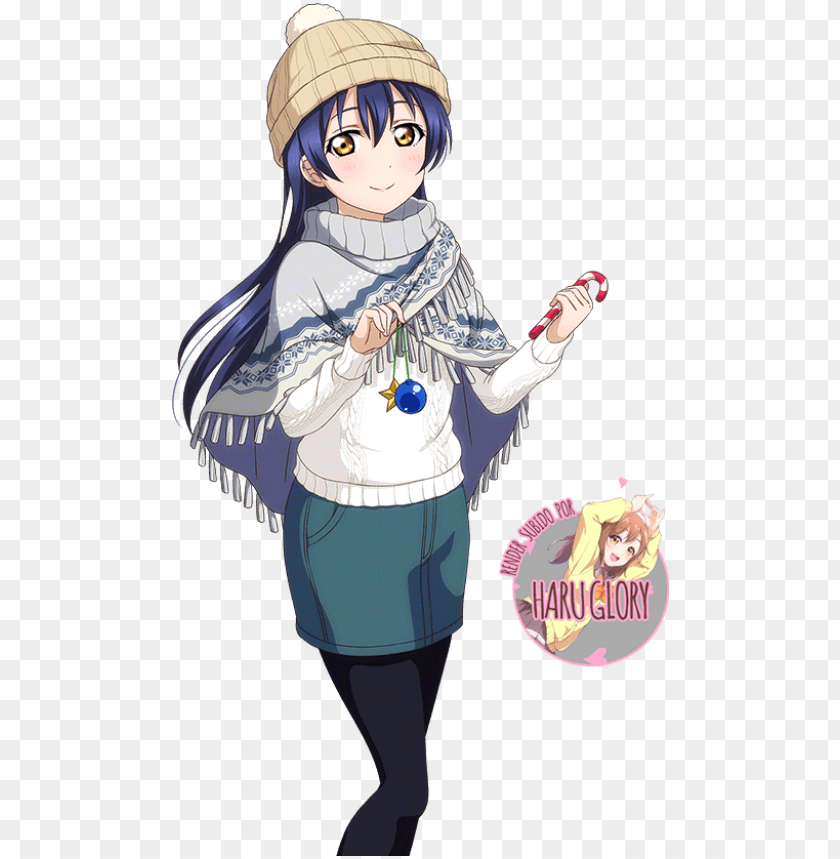 Character Sonoda Umi Love Live Umi Sonoda Png Image With Transparent Background Toppng Уми сонода / umi sonoda. character sonoda umi love live umi