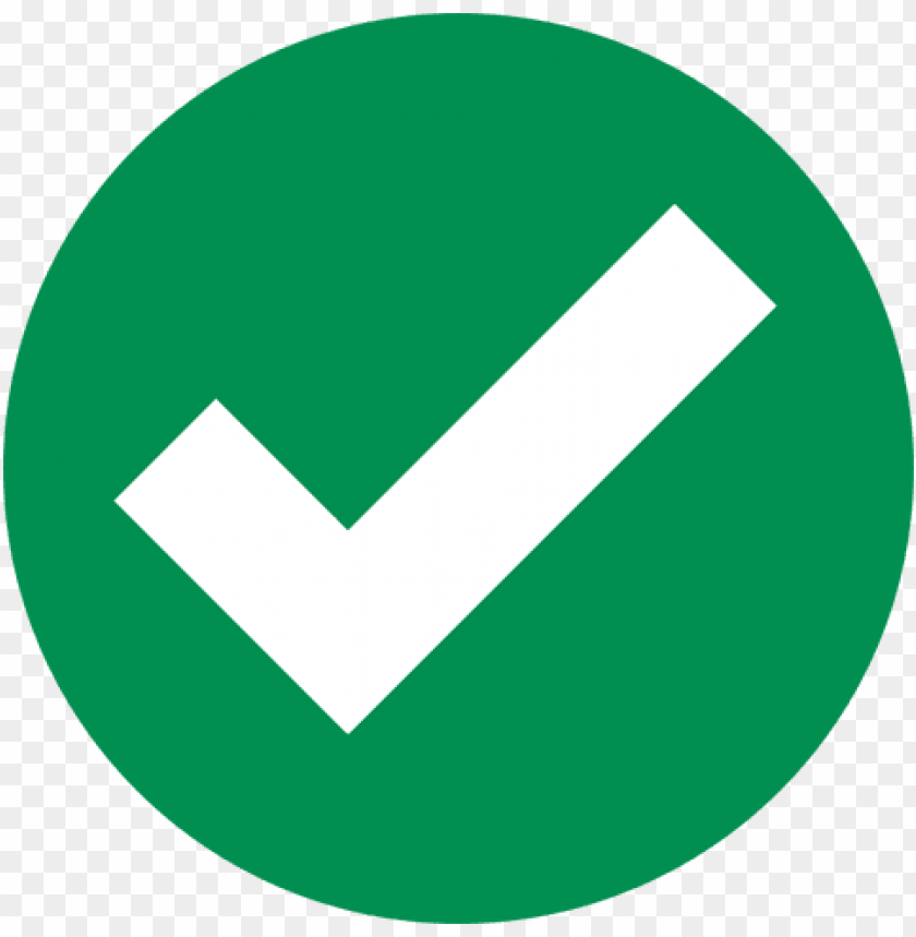 free PNG check mark green tick mark - green check mark circle PNG image with transparent background PNG images transparent