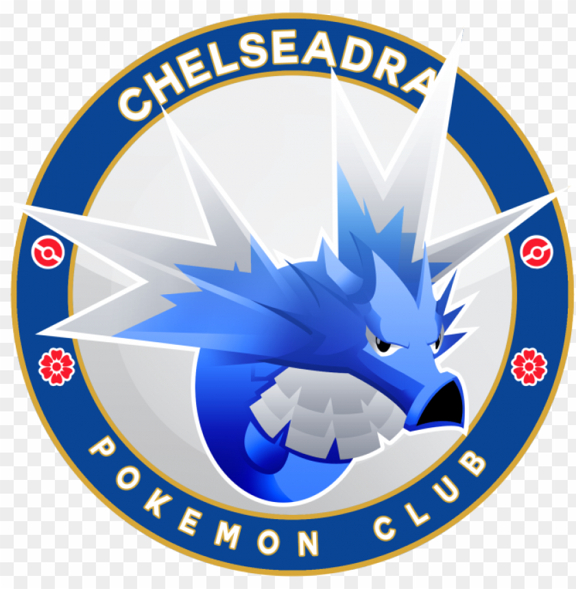 free PNG chelseadra pokemon club - pee vee textiles logo PNG image with transparent background PNG images transparent