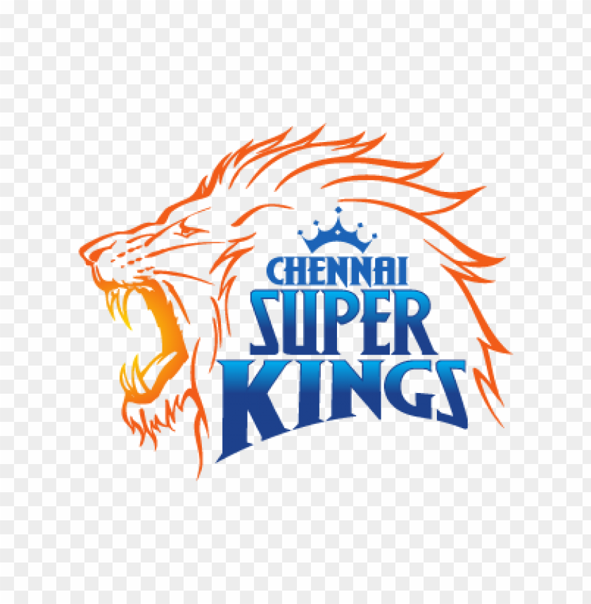 free PNG chennai super kings vector logo PNG images transparent