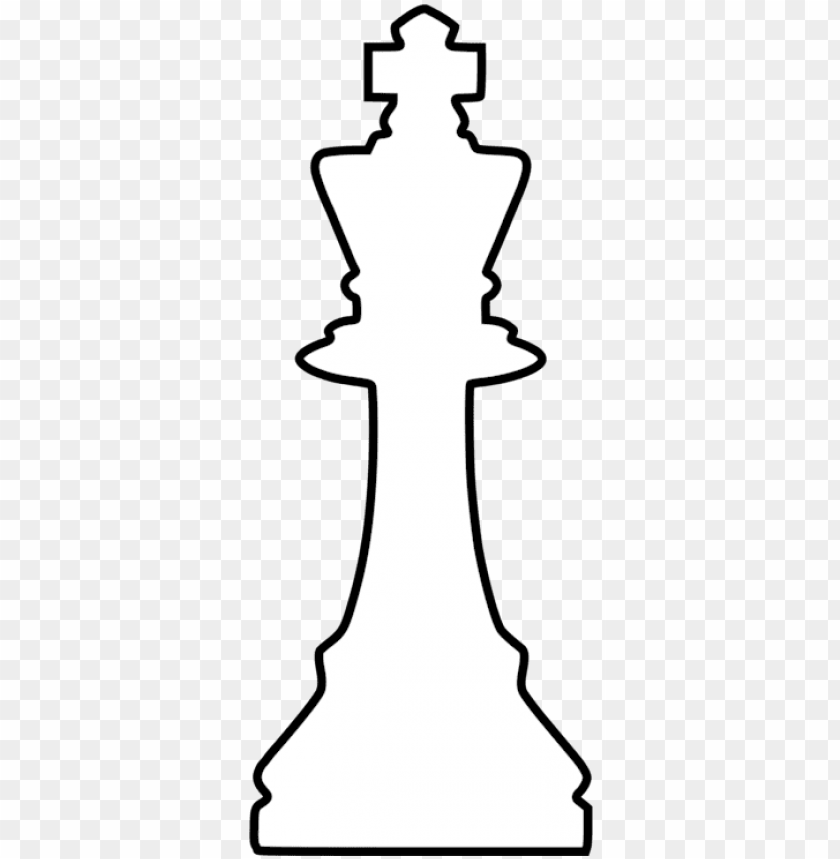 free PNG chess piece queen king staunton chess set - white king chess piece PNG image with transparent background PNG images transparent