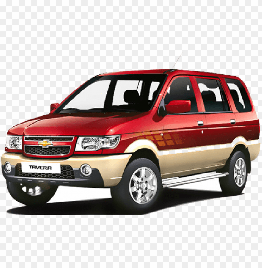 Chevrolet Tavera Tavera Price In India Png Image With Transparent Background Toppng