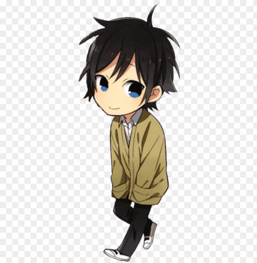 free PNG chibi anime boy png - chibi anime boy PNG image with transparent background PNG images transparent