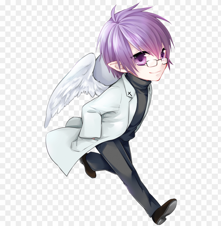 free PNG chibi glasses tei wings xender'k - chibi character glasses PNG image with transparent background PNG images transparent