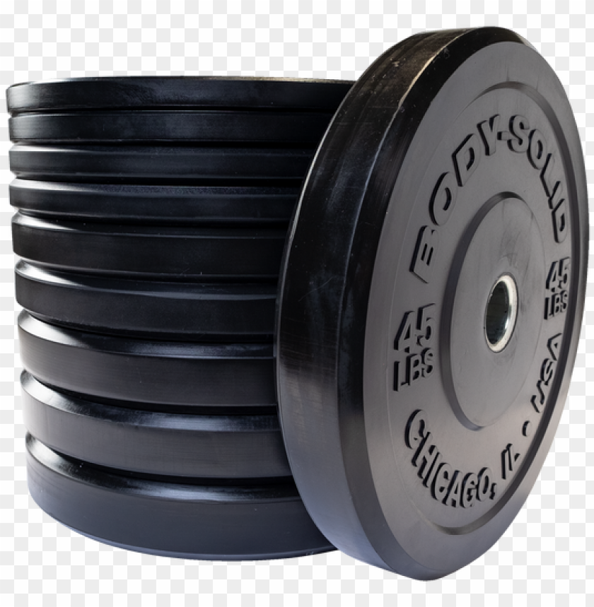 free PNG chicago extreme bumper plates - body-solid, inc. PNG image with transparent background PNG images transparent