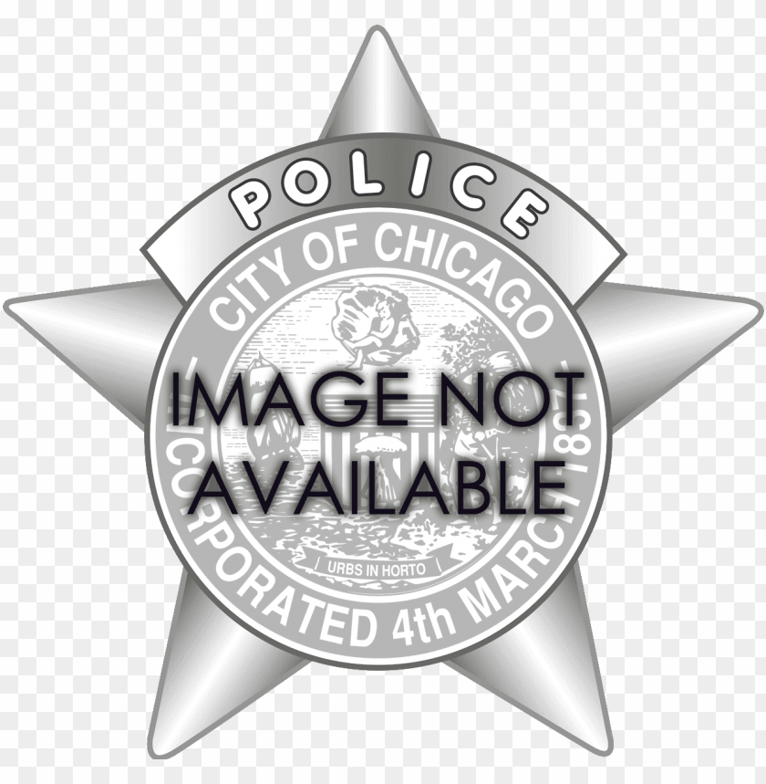 free PNG chicago police investigator star - chicago police department roblox PNG image with transparent background PNG images transparent